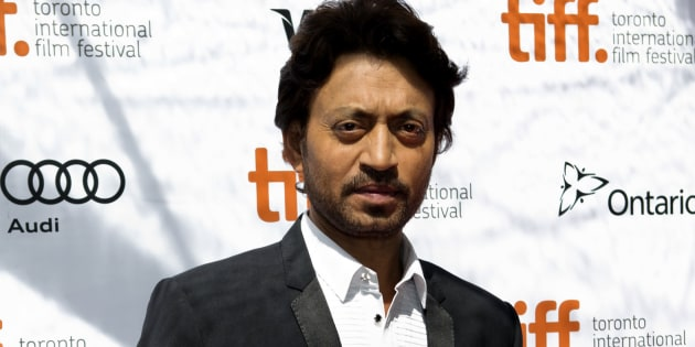 "Indian actor Irrfan Khan arrives for the screening of the film ""Dabba (The Lunchbox)"" at the 38th Toronto International Film Festival September 8, 2013.  REUTERS/Mark Blinch (CANADA - Tags: ENTERTAINMENT)"