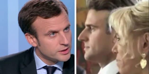 Emmanuel Macron n'a pas donné la vidéo de son mariage. Ce n'est pas ce que dit le réalisateur