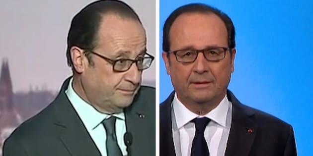 François Hollande avait (en partie) répété son discours de renoncement