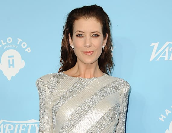 Kate Walsh reveals 'silver lining' of brain tumor
