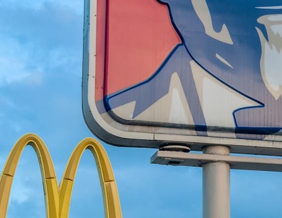 Fast food giant forced to install metal barriers