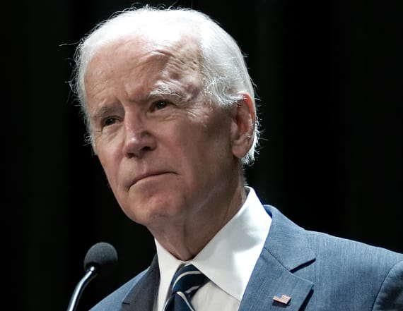 Biden: Trump era one of most dangerous in history