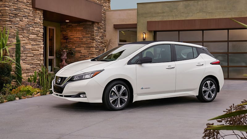 2019 Nissan Leaf Review and Buying Guide