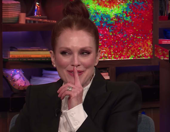 Julianne Moore admits she was fired from film