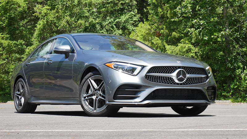 2019 Mercedes-Benz CLS-Class Review and Buying Guide