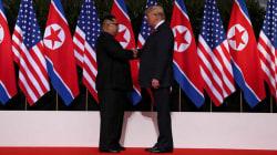"""Trump y Kim firman una declaración que traerá un """"enorme cambio"""" al"""
