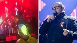 Apuñalan a un alcalde polaco sobre el escenario de un concierto benéfico