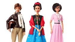 Barbie homenajea a Frida Kahlo (y otras mujeres icónicas) por el 8 de