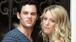 Your TV Boyfriend Penn Badgley Married A 'Girls' Star's