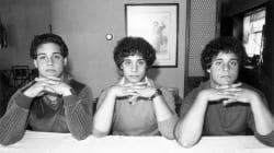 La storia (e il dramma) dei tre gemelli separati in culla per un esperimento diventa un