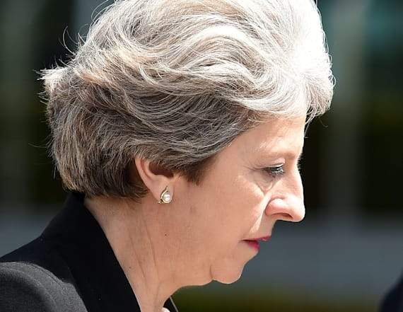 PM May: Manchester bombing is 'sickening' attack