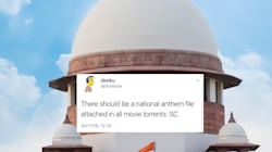 Twitter Is Having A Field Day Railing Against Supreme Court's National Anthem