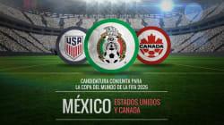 Histórico: México, EU y Canadá quieren organizar el Mundial de fútbol en