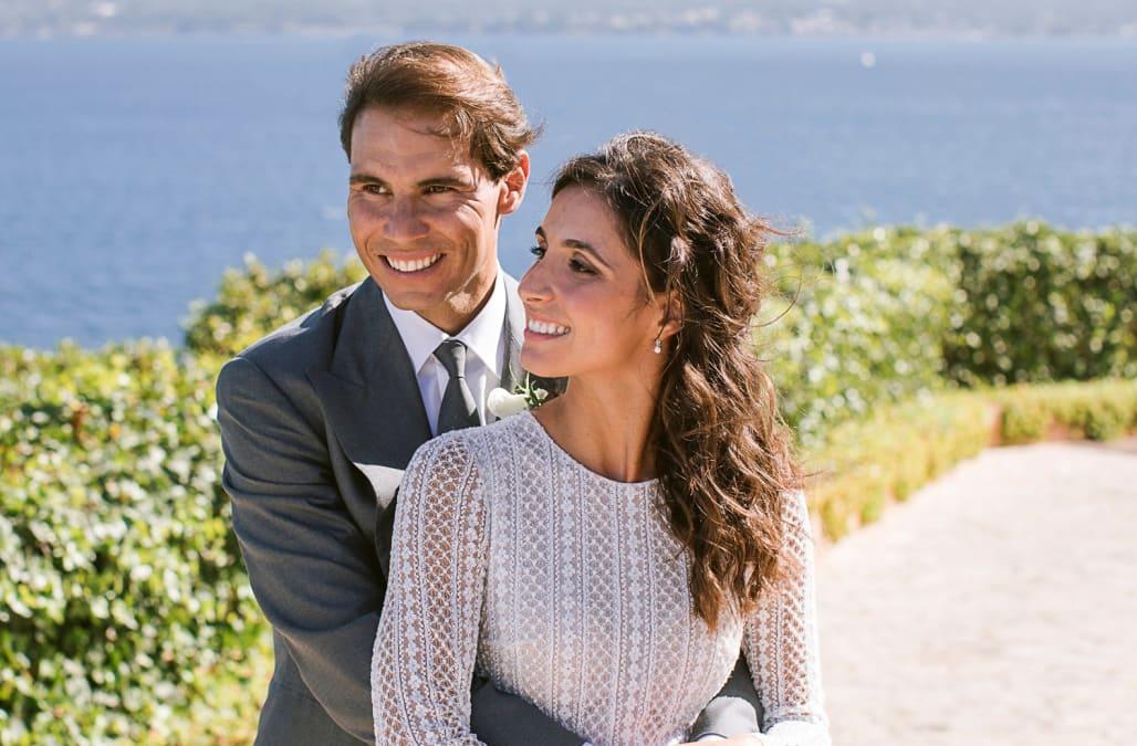 Rafael Nadal Marries Longtime Girlfriend Xisca Perello In Stunning Spanish Wedding Aol News