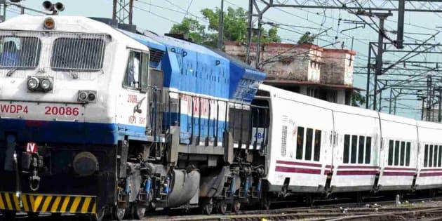 Spanish train Talgo.