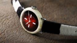 Un horloger crée une montre en fromage à un million pour dénoncer le Swiss
