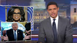 Trevor Noah Breaks Down Why Oprah Winfrey Is The 'Perfect Opponent' For Donald