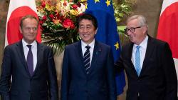 En réponse au protectionnisme de Trump, l'UE et le Japon signent un accord