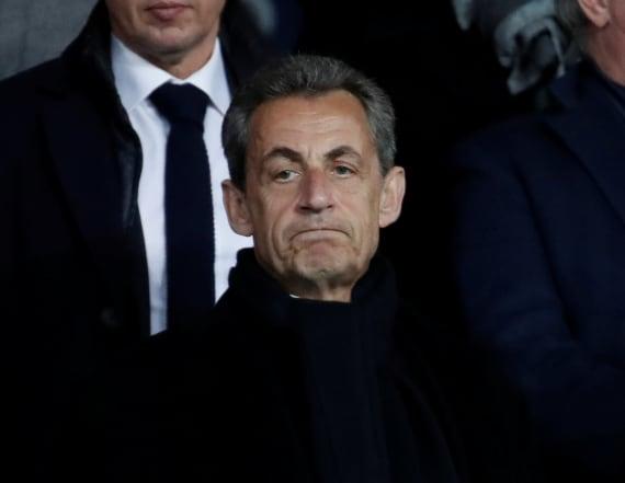 Sarkozy in custody over Gaddafi money scandal