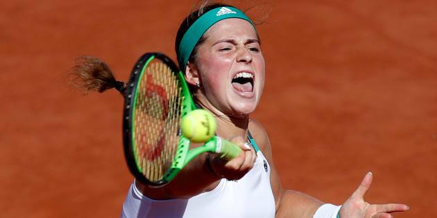 """Face à Simona Halep, JelenaOstapenko est """"LA"""" finaliste surprise de Roland-Garros"""
