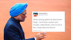 Manmohan Singh Gave Major Burns To Modi On Demonetisation Today And Twitter Is