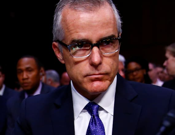 Ex-officials speak out after Andrew McCabe's firing