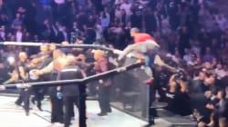 Ce combat de MMA est parti en bagarre