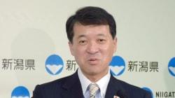 泉田裕彦・前新潟県知事、衆院選新潟5区補選に自民から立候補へ