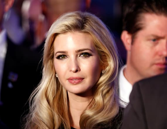 Ivanka staying silent on one of her biggest issues