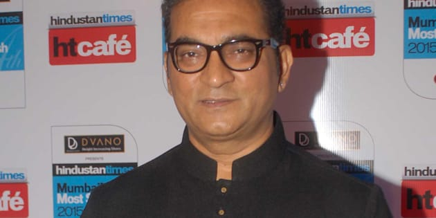 Singer Abhijeet Bhattacharya in a file photo.