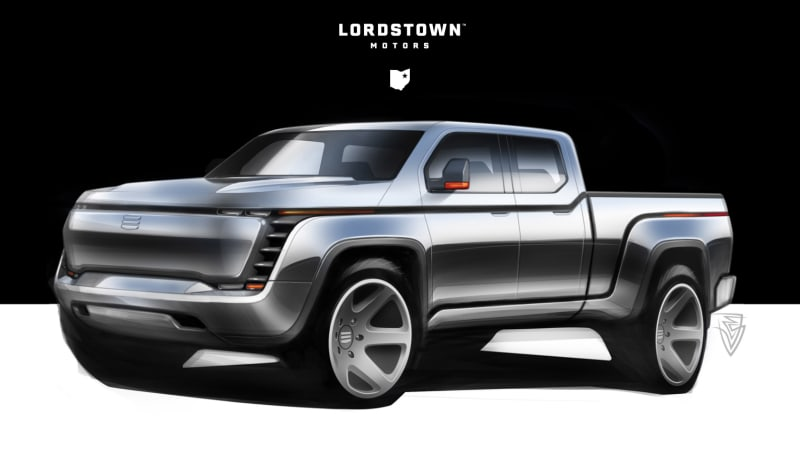 GM sets electric pickup for 2021, as Lordstown Motors reveals price and takes orders