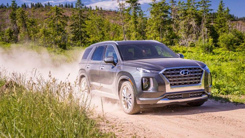 2020 Hyundai Palisade Second Drive Review