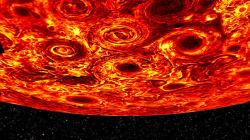 Les magnifiques images de Jupiter prises par Juno enfin