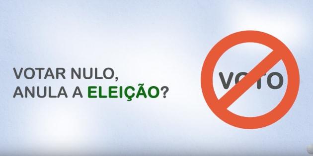 TSE lançou em 2017 a campanha Mitos Eleitorais.
