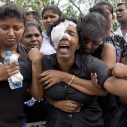 Bomber Studied In The West Before Easter Sunday Attacks: Sri Lanka