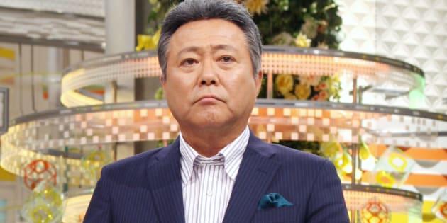 小倉智昭アナウンサー(2012年7月2日撮影)