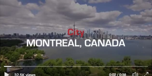 Ferrari under fire for confusing Toronto skyline for Montreal