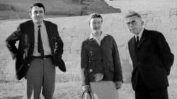 Claude Lanzmann, Simone de Beauvoir et Jean-Paul Sartre, une histoire d'amitié et