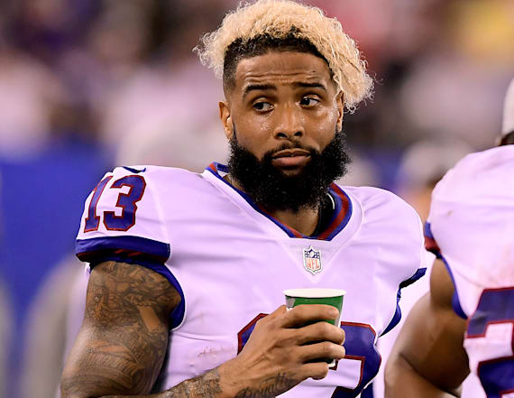 Patriots made Giants rethink trading Odell Beckham