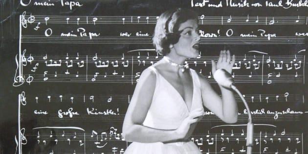 Mort de Lys Assia, la première gagnante de l'Eurovision