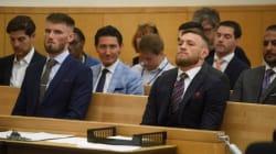 La star de MMA Conor McGregor plaide coupable et évite procès et