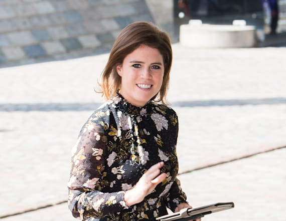 Princess Eugenie is causing a style controversy