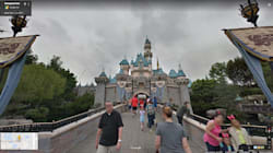 Take A Virtual Disney Vacation With Stunning New Google Street View