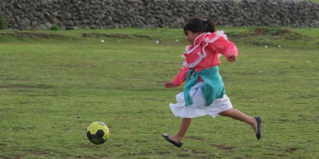 Cerca de 12 millones de indígenas viven en México, la mayoría en los estados del sur, como Oaxaca.