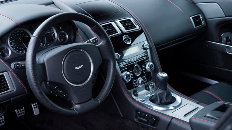 next aston vantage will be the only way to get an amg v8. Black Bedroom Furniture Sets. Home Design Ideas