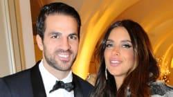 Cesc Fàbregas se casa con Daniella Semaan después de siete años de