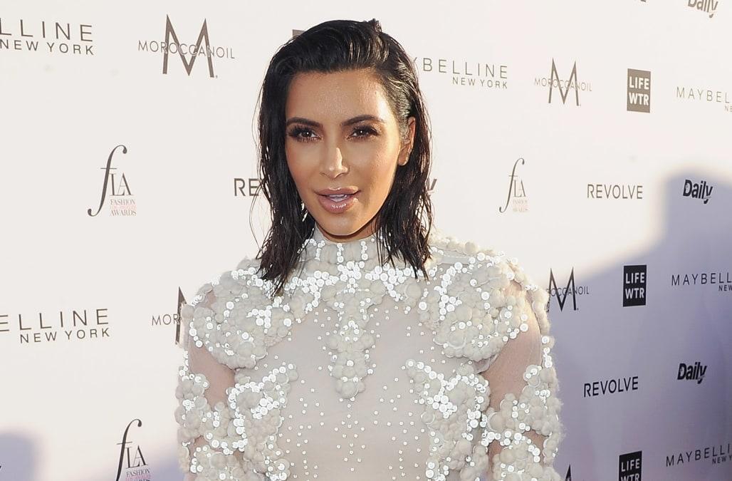 Kim Kardashian West Kanye Met Gala 2017