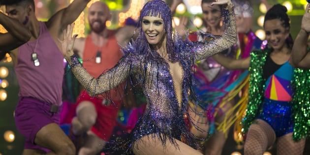 Fernanda Lima será madrinha da Parada do Orgulho LGBT 2017