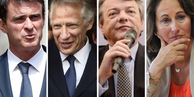 Valls, Royal, Borloo, Villepin... Quand Macron testait l'opinion sur ses futurs ministres.