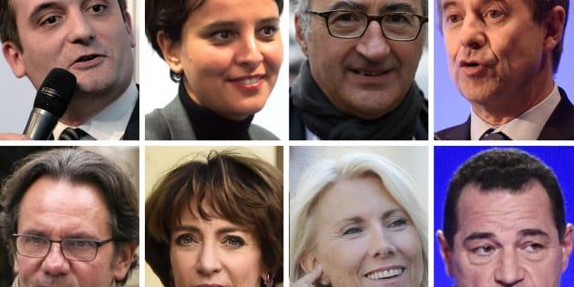 Résultats législatives 2017: ces personnalités qui ne siègeront pas à l'Assemblée.